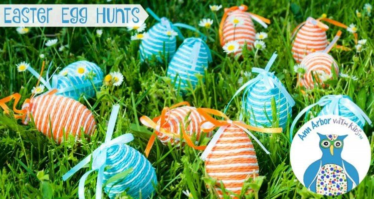 Ann Arbor Easter Egg Hunts