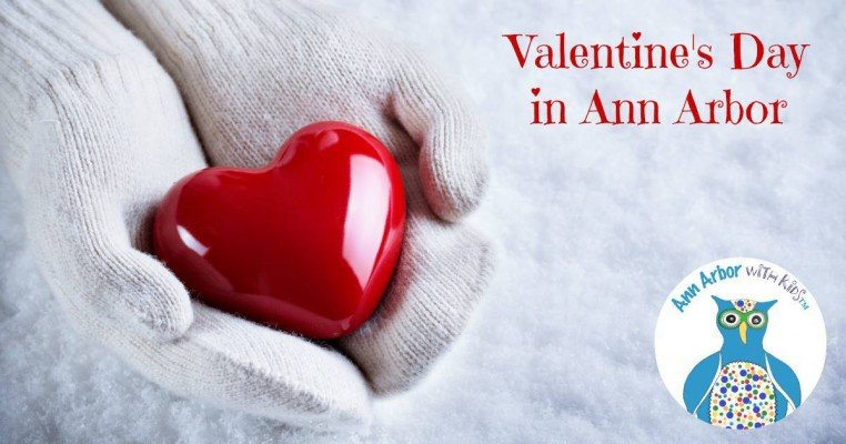 Ann Arbor Valentines Day for Kids