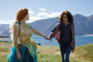 A Wrinkle in Time - Meg & Mrs. Whatsit