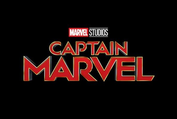 Captain Marvel Title Card