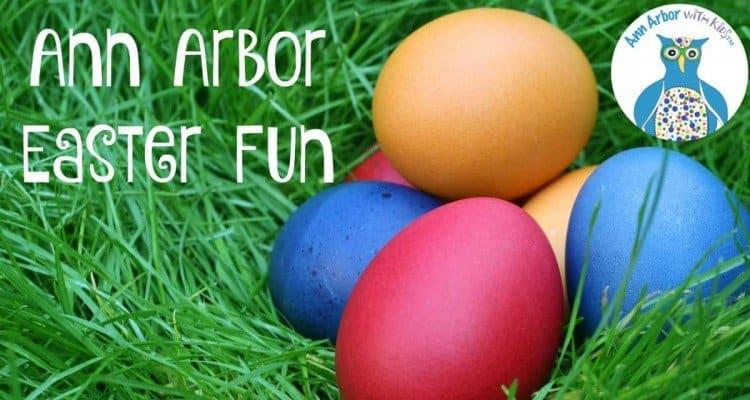 Ann Arbor Easter Fun