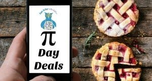 Ann Arbor Pi Day Deals