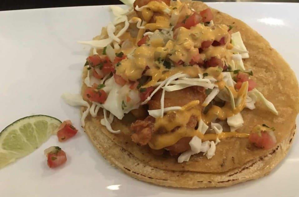 Dolores Ypsilanti - Fish Tacos