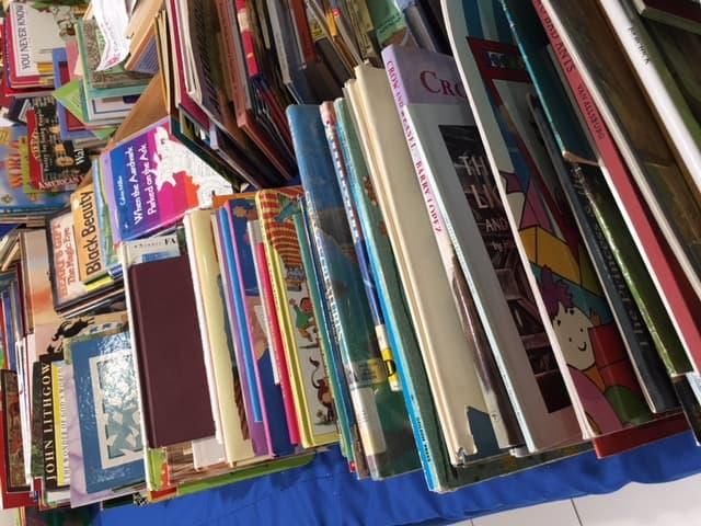 Bookstock - Books