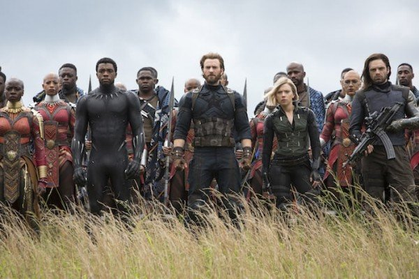 Avengers Infinity War Review and Parental Guidance