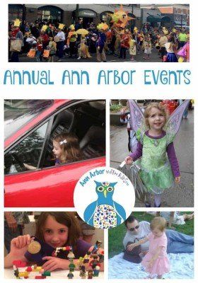 Annual Ann Arbor Events