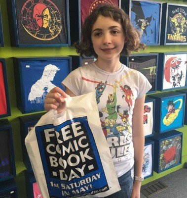 Free Comic Book Day 2018 at Vault of Midnight