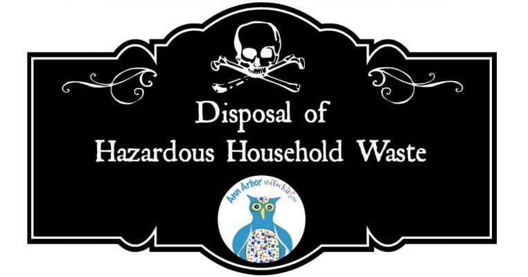 Ann Arbor Household Hazardous Waste Disposal