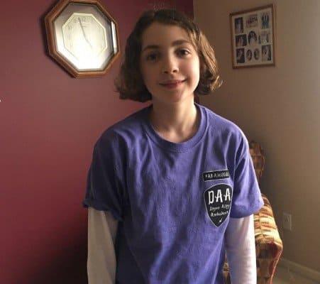 HVA Magaical Maladies Paramuggle T-shirt