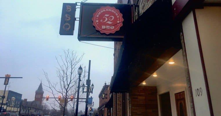 Smokehouse 52 Saline - Exterior