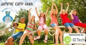 2019 Ann Arbor Summer Camp Guide