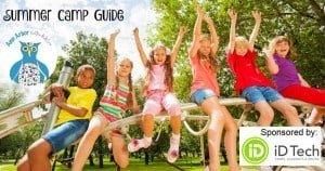 2019 Ann Arbor Summer Camp Guide