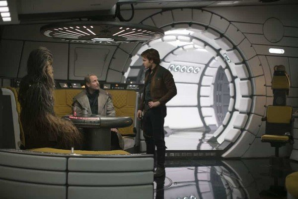 SOLO: A Star Wars Story - Chess in the Falcon