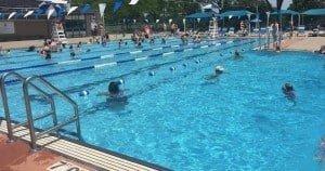 Ann Arbor Buhr Park Pool