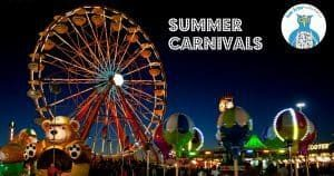 Ann Arbor Carnivals and Fairs