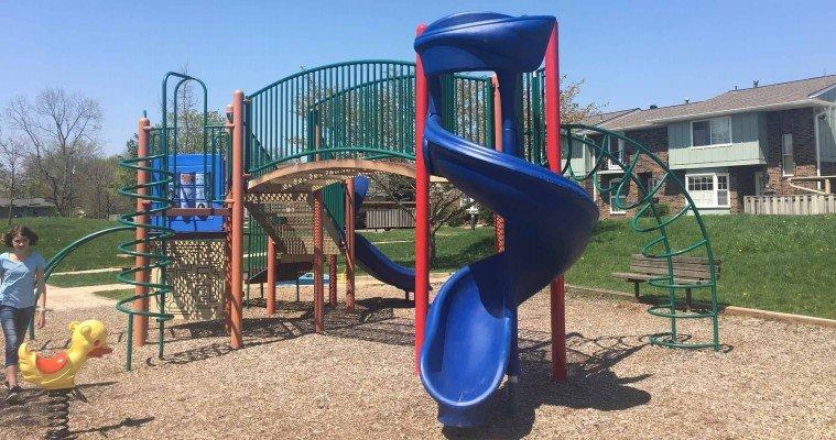 Ann Arbor Esch Park Structure