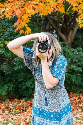 Brittany Bennion Photography - Fall Background