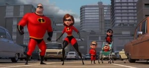 Incredibles 2 Movie - The Incredible family