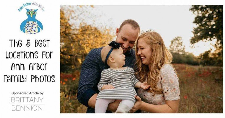 Ann Arbor Family Photo Locations - Sponsored by Brittany Bennion Photography