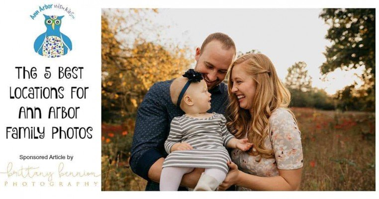 Ann Arbor Family Photo Locations - Featured - Photo by Brittany Bennion - Ann Arbor Family Photography