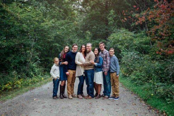 Ann Arbor Family Photo Locations - The Arb/Matthaei Botanical Gardens - Photo by Brittany Bennion - Ann Arbor Family Photography