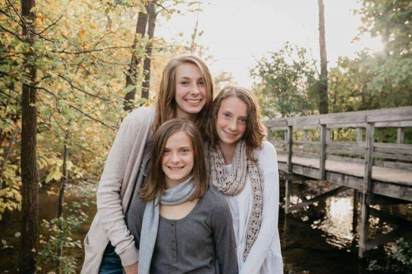Ann Arbor Family Photo Locations - Island Park - Photo by Brittany Bennion - Ann Arbor Family Photography