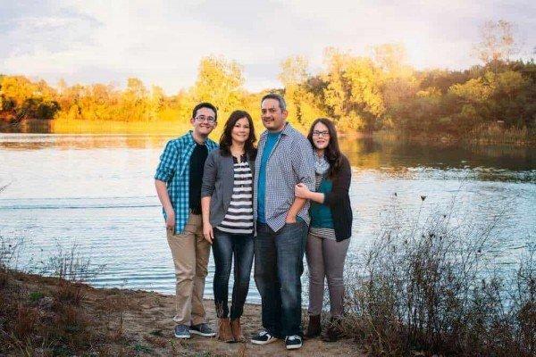 Ann Arbor Family Photo Locations - Lillie Park - Photo by Brittany Bennion - Ann Arbor Family Photography