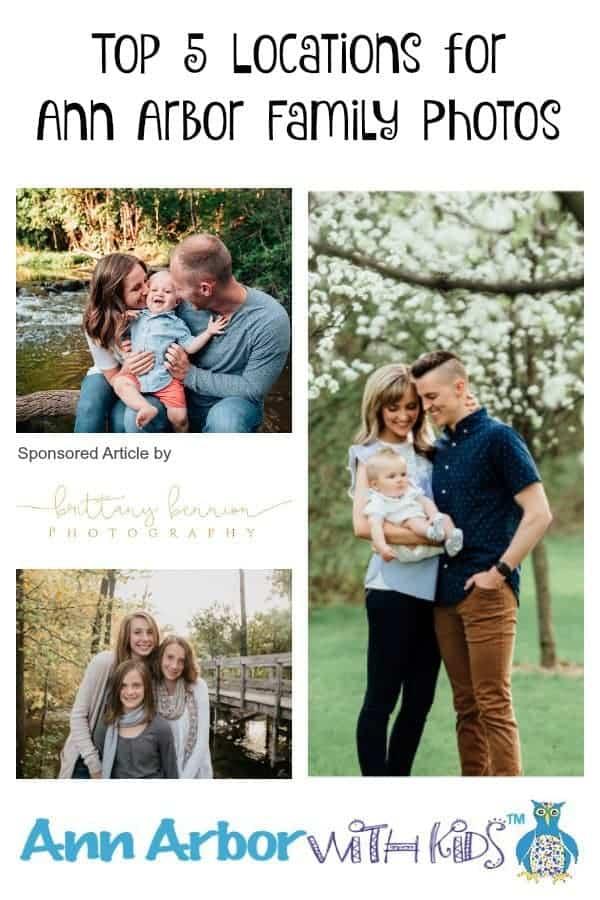 Ann Arbor Family Photo Locations - Photos by Brittany Bennion - Ann Arbor Family Photography