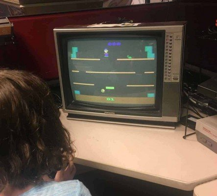 Ann Arbor UM Computer & Video Game Archive - Atari Mario Bros