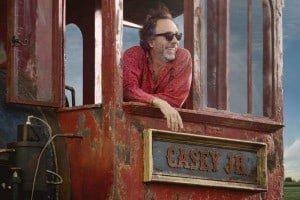 Dumbo Behind the Scenes - Tim Burton in Casey Jr