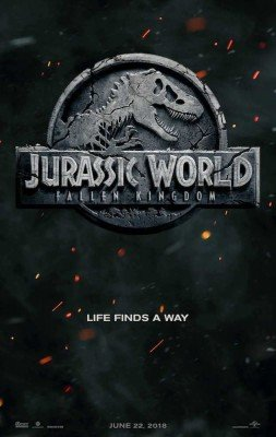 Jurassic World: Fallen Kingdom Review and Parental Guidance - Teaser Poster