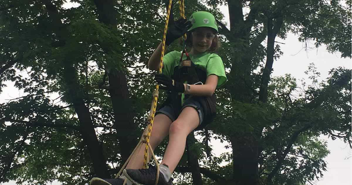 Tuck's Treetop Adventures - In the Trees