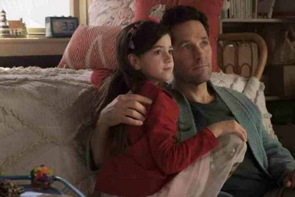 Ant-Man and the Wasp - Cassie & Scott Lang