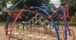 Ann Arbor's Mary Beth Doyle Park Playground Profile - Structure View