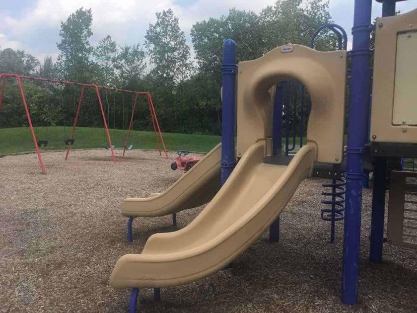 Ann Arbor's Turnberry Park - Slides