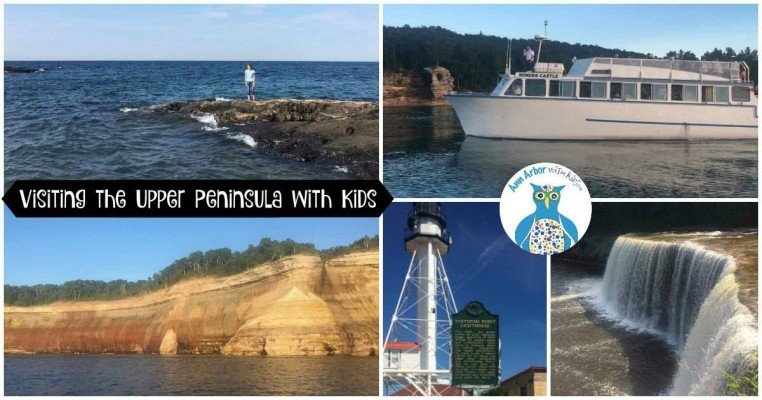 Visit Michigans Upper Peninsula with Kids