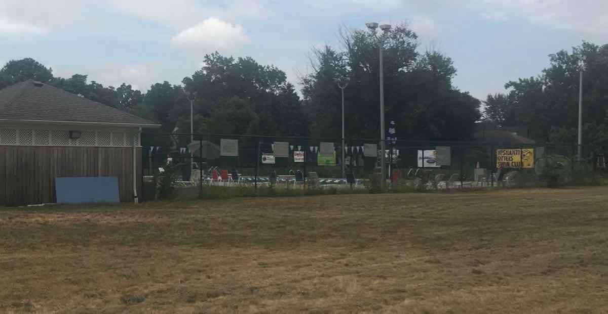 Ypsilanti's Recreation Park - Rutherford Pool