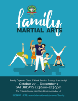 Capoiera Family Martial Arts