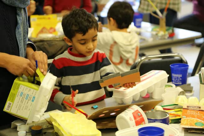 Ecology Center - Saturday Recycling Craft