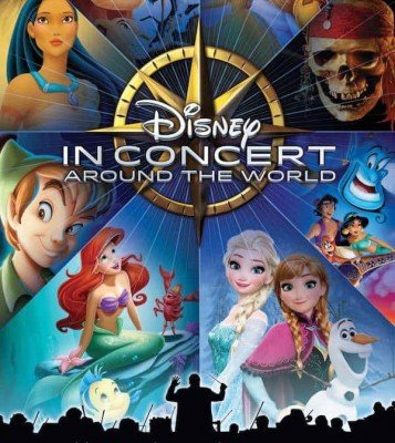 Ann Arbor Symphony Orchestra - Disney in Concert Around the World