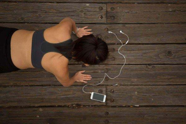 Gixo Fitness App - Outdoor Excercise