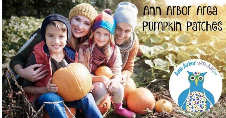 Ann Arbor Pumpkin Patches