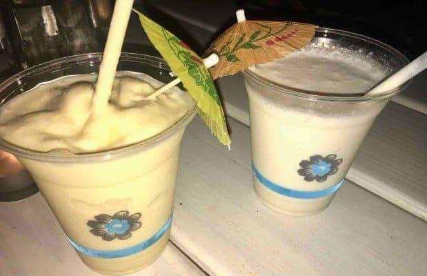 Frita Batidos - Passionfruit and Coconut Cream Batidos