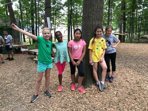 Girl Scouts Heart of Michigan - Troop Group