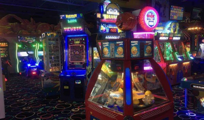 Zap Zone - Arcade