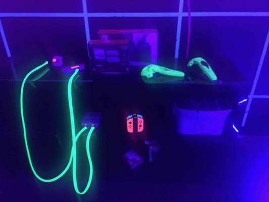 ZapZone Virtual Reality - Nintendo Consoles
