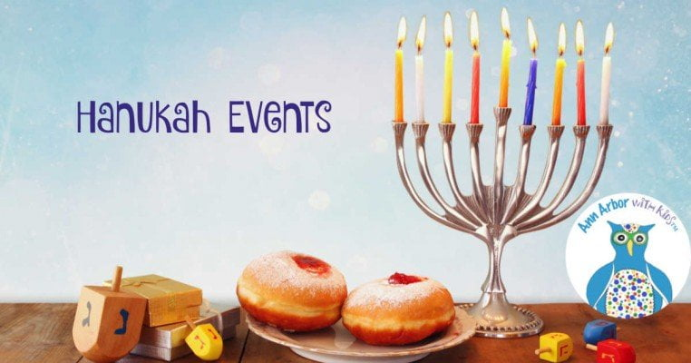 Ann Arbor Chanukah Events