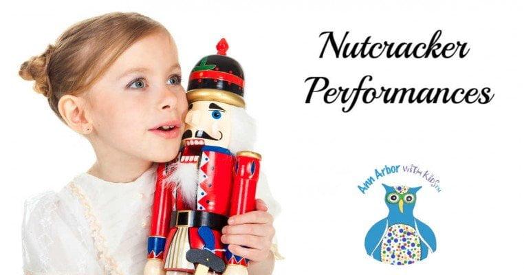 Ann Arbor Nutcracker Performances