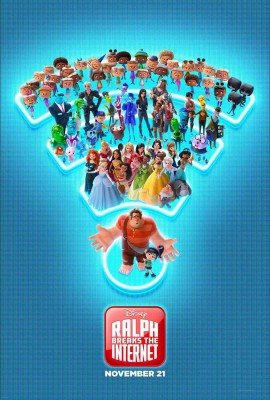 Ralph Breaks the Internet One Sheet