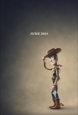 Toy Story 4 - June 2019 - Teaser One Sheet Poster